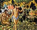Theodore Poulakis Adam and Eve.jpg