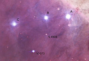 Theta2 Orionis - Image: Theta 2Orionis