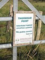 Thornham Point alias Prinsted Point - geograph.org.uk - 594876.jpg