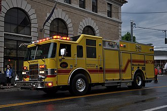 Thornwood, New York - Image: Thornwood FD4