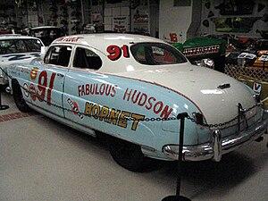 Tim Flock - Flock's Fabulous Hudson Hornet