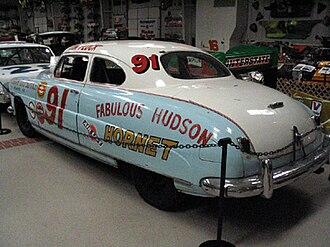 Fabulous Hudson Hornet - Tim Flock's Fabulous Hudson Hornet