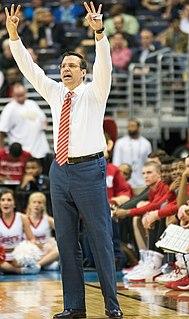 Tim Miles American basketball coach