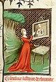 Timarete - De mulieribus claris Royal 20 C V f. 90.jpg