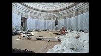 File:Time Lapse of Capitol Rotunda Preparations for Capitol Dome Project.webm