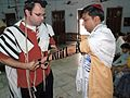 Tisha Be'Av with the Jewish Community of Ahmedabad, India (August 2008) (2793833654).jpg
