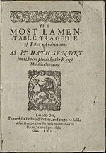 Titus Andronicus - Wikipedia