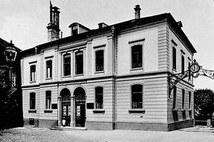 Toggenburger Bank - The Toggenburger Bank, est. 1863 in Lichtensteig, Switzerland