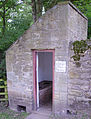 Toilet in the Beamish Museum 01.JPG