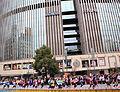 Tokyo Marathon 2012 Yurakucho Marion.JPG