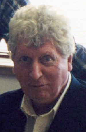Robot (Doctor Who) - Tom Baker made his debut as the fourth incarnation of the Doctor in Robot.