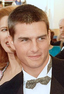 L'actor y productor estatounitense Tom Cruise, en una imachen de 1989.