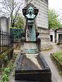 Tombe de Pierre Henri de la Pommeray (division 6).JPG