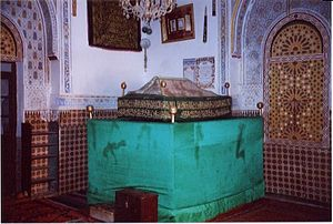 Abu Mohammed Saleh al-Magiri - Tomb in Safi
