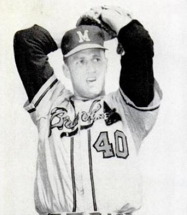 Tony Cloninger 1962
