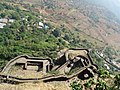 Top view of Lohagad Fort.jpg