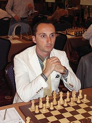 World Chess Championship 2010 - Image: Topalov Veselin