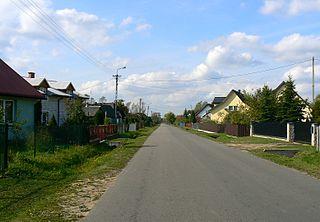 Topór, Węgrów County Village in Masovian, Poland