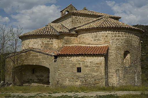 Torà, Monestir de Cellers PM 28606 per PMRMaeyaert (Obra pròpia) [CC BY-SA 3.0 es (https://creativecommons.org/licenses/by-sa/3.0/es/deed.en)], via Wikimedia Commons
