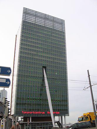 KPN Tower - Tower on South (nl:Toren op Zuid)