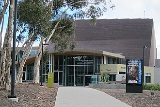 La Jolla Playhouse - Joann and Irwin Jacobs Center