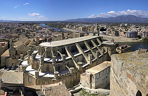 Tortosa - Image: Tortosa (town view)