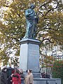 Toruń - Copernicus Monument.jpg