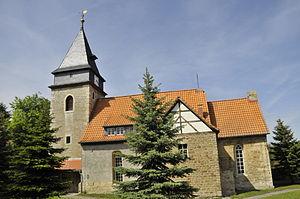Tottleben - Tottleben-St. Anna Kirche