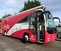 Tour de l'Ain 2013 - Bus Cofidis.JPG