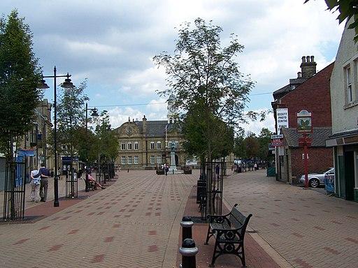 Town End, Ossett - geograph.org.uk - 2487423