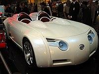 Toyota concept vehicles, 2000-2009 thumbnail