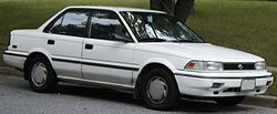 Toyota Corolla DX AE92(North American Model)