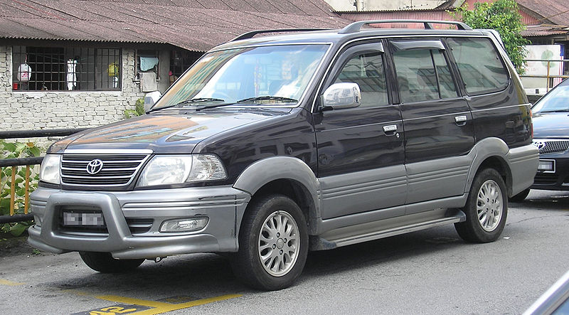 Plik:Toyota Unser (fifth generation, third facelift) (front), Kajang.jpg