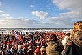 Traditional New Year's swim in Bloemendaal aan Zee (47980254638).jpg