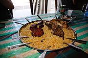 Traditional Omani Food