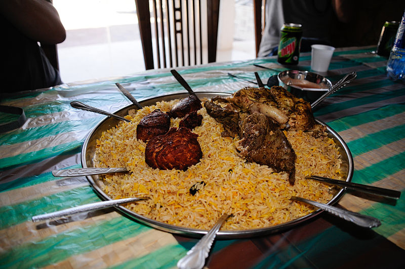 File:Traditional Omani Food.jpg