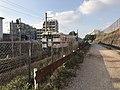 Train of Kashii Line near Kyushu Sangyo University 7.jpg