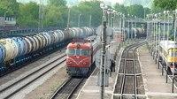 File:Trains in Daugavpils, Latvia.webm