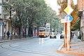 Tramway in Sofia in Alabin Street 2012 PD 030.jpg