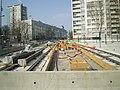 Travaux T8 - Epinay-sur-Seine - Mars 2013 - Epinay-Orgemenont (2).JPG