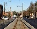 Travaux de la branche vers Vieux-Condé de la ligne B du tramway de Valenciennes en décembre 2013 (273).JPG