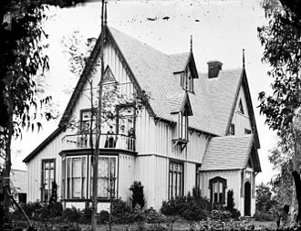 George Allen (architect) - Trenton House, Oneida ca. 1870