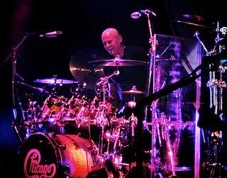 Tris Imboden American drummer