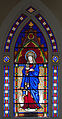 Tullow Church of the Most Holy Rosary South Transept Window Immaculata 2013 09 06.jpg