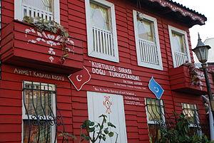 Turkestan - Restaurant of a Uyghur expat in Istanbul, Turkey