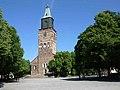 Turun tuomiokirkko Turku Cathedral heinäkuussa July 2005.jpg