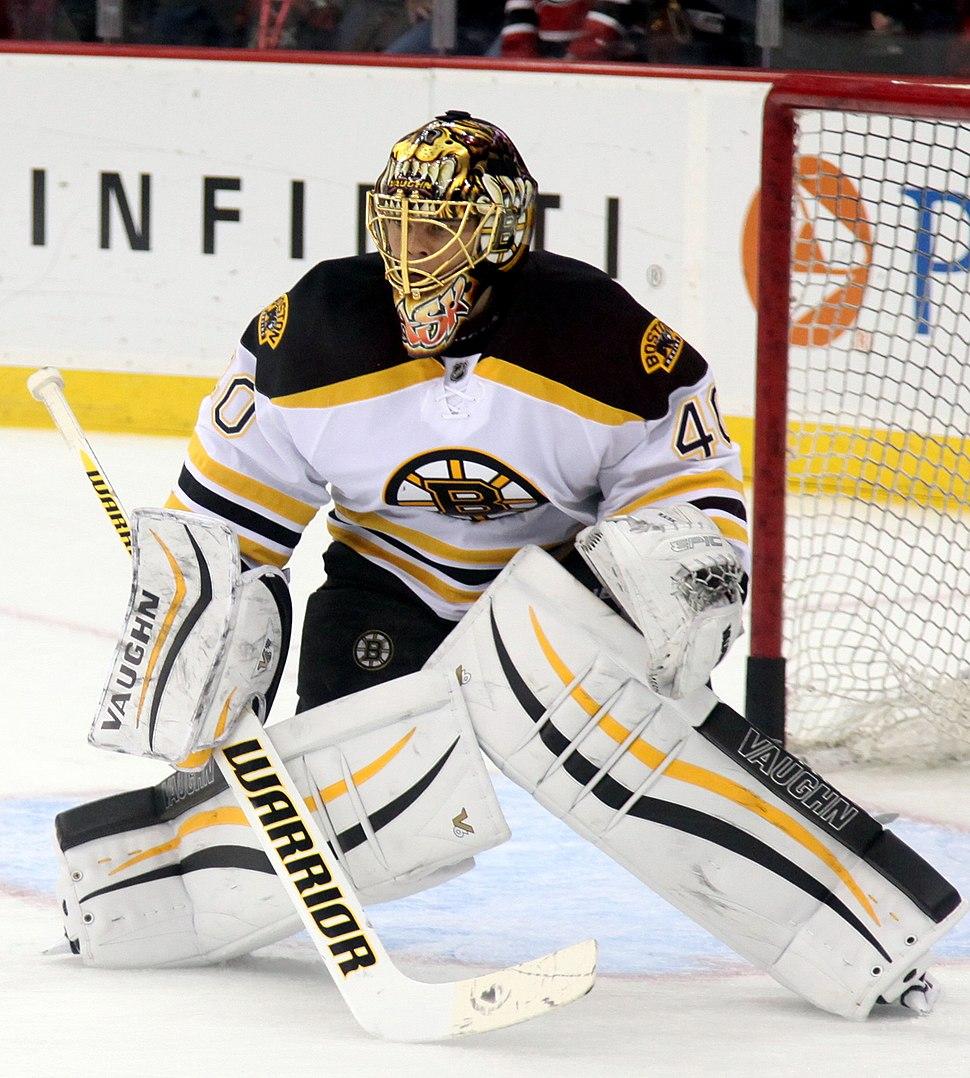 Tuukka Rask - Boston Bruins 2016