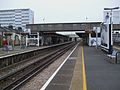 Twickenham station eastbound Kingston Loop look west2.JPG