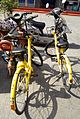 Two Ofo rental bicycles with different lock types (1).jpg
