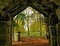 Two gates near Ballymena - geograph.org.uk - 1022504.jpg